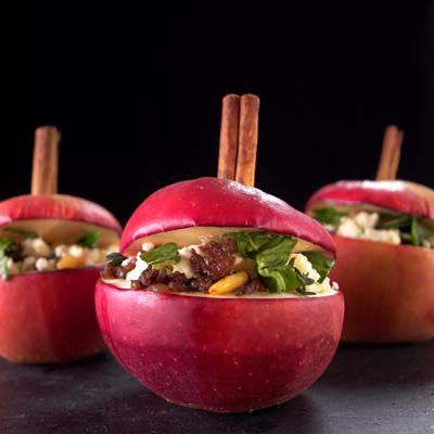 Orientalischer-Bratapfel