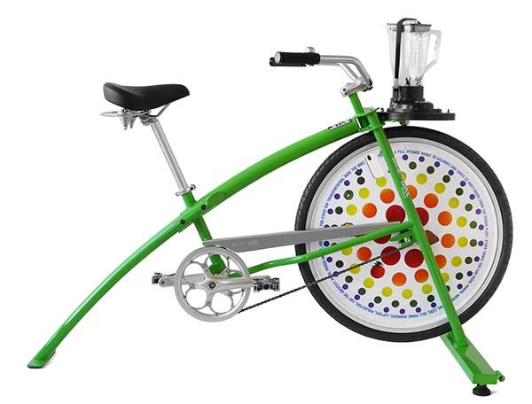 Smoothie-Bike, vitaminrausch.de