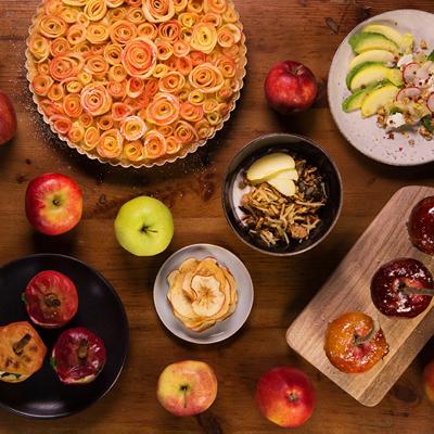 Tag des deutschen Apfels: Rezepte