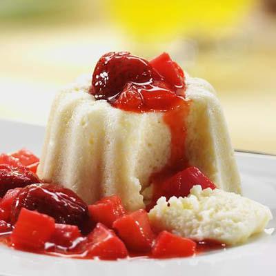 Erdbeer-Rhababer-Gruetze