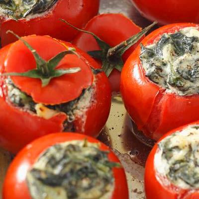 Gefuellte-Tomaten-mit-Spinat-und-Ricotta