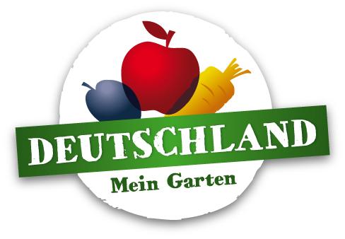 Deutschland - Mein Garten. Logo