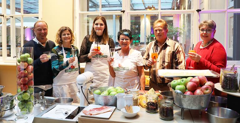 BVEO Apfelreise Gewinner Kochen