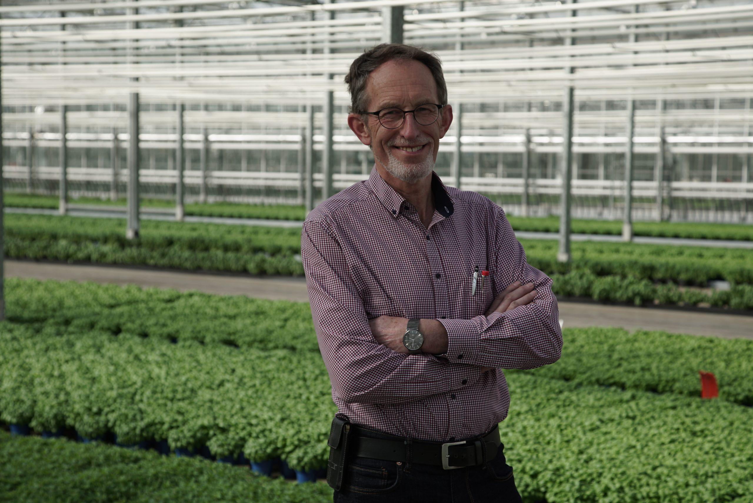 Reiner Borrmann von Borrmann Bio-Gartenbau
