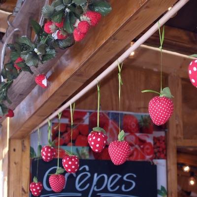 Erdbeerfest Oberkirch