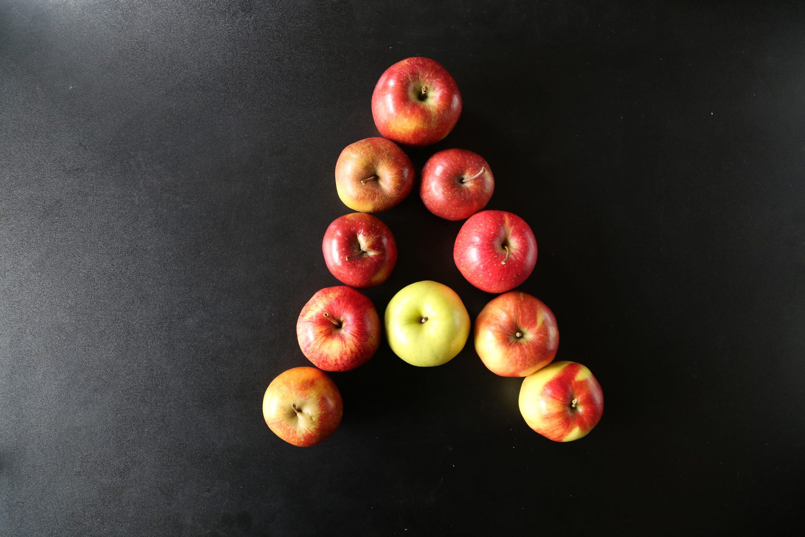 A wie Apfel